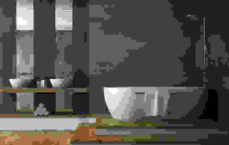 BandIt Design Salle de bainDécorations Multicolore