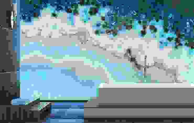 BandIt Design Salle de bain moderne Multicolore
