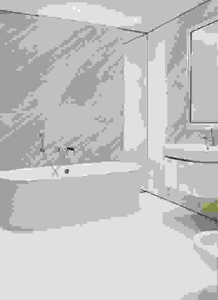 BandIt Design Salle de bain moderne Beige