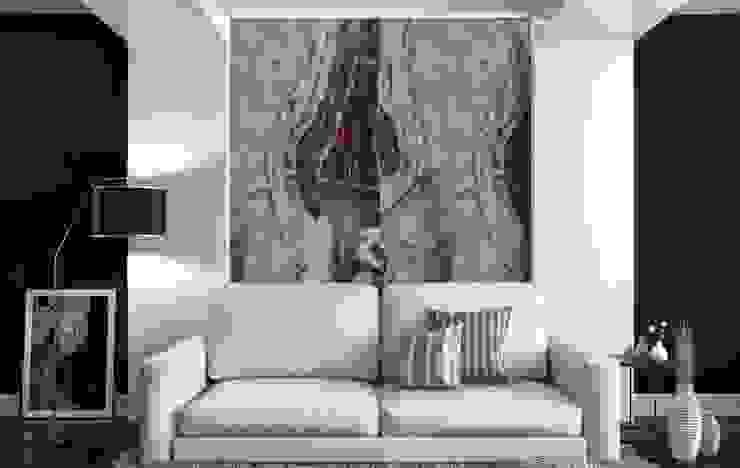 BandIt Design Murs & Sols modernes Multicolore