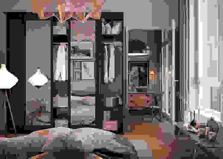 Schlafzimmer von Дмитрий Каючкин,