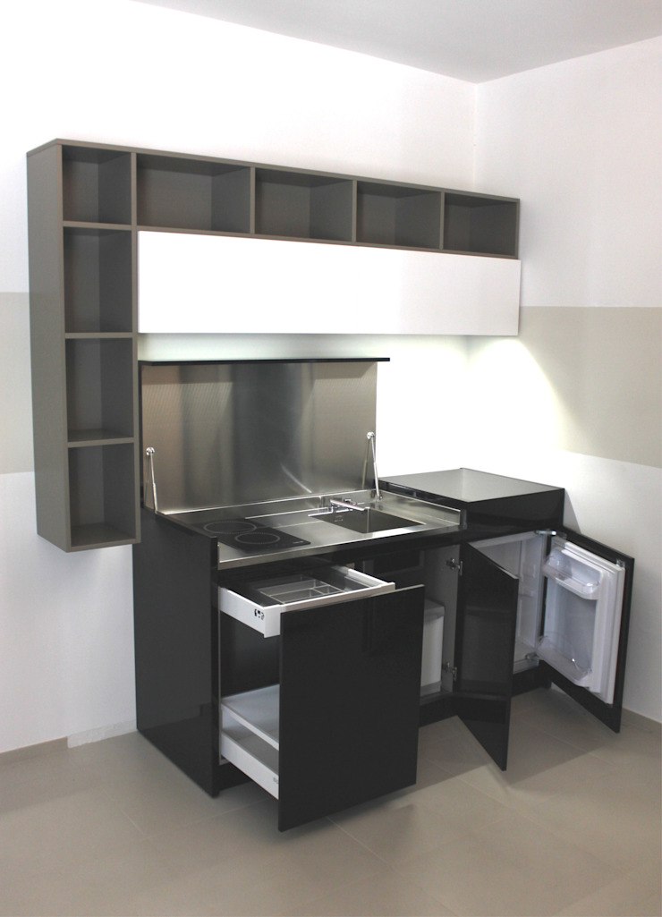 SIZEDESIGN SMART KITCHENS & LIVING 廚房儲櫃