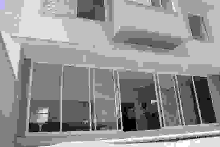 Casas minimalistas de Lozí - Projeto e Obra Minimalista