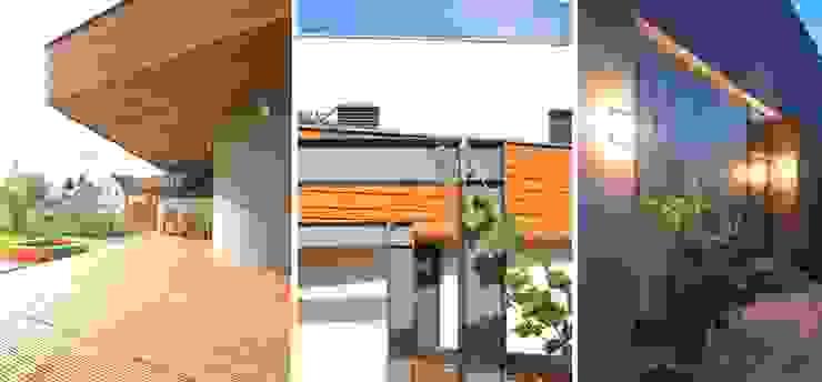 Moderne huizen van Architekturbüro Schumann Modern