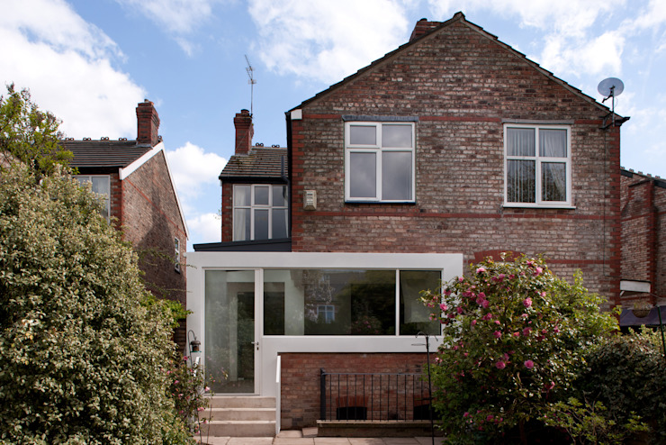 Dudley Road in Manchester Modern houses by Studio Maurice Shapero Modern