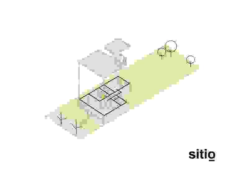 Minimalistische Häuser von Sitio Minimalistisch