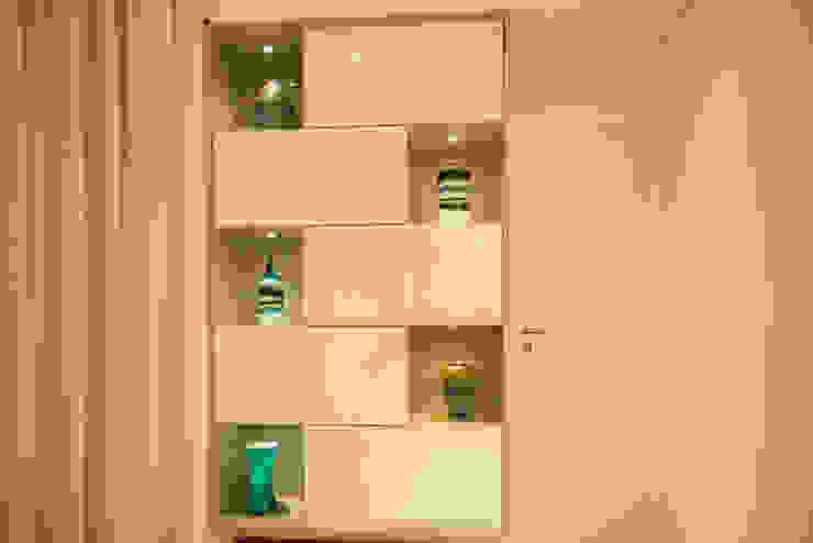 de L2 Arquitetura Moderno Derivados de madera Transparente