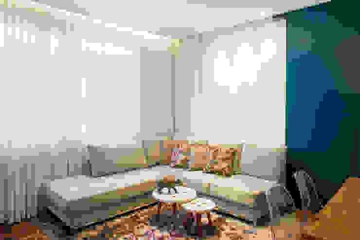 Modern living room by Ocapi Arquitetura Modern