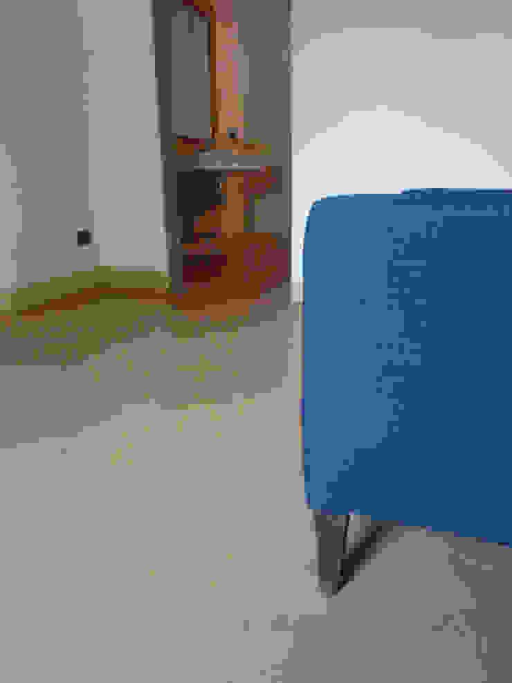 Marcello Gavioli Mediterranean style bedroom Beige