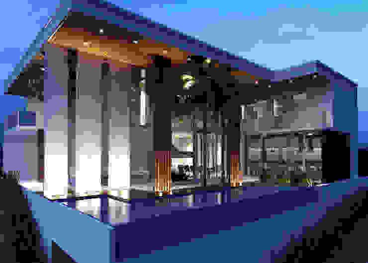 de CAD Arquitetura Moderno