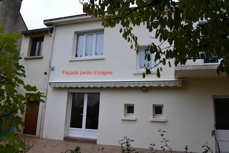 Une maison des ann es 60 fabuleusement r nov e - Maison des annees 60 ...