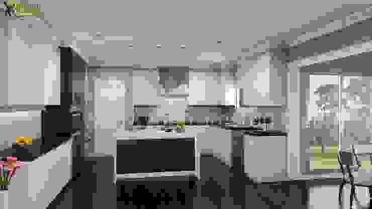 3D INTERIOR DESIGN by Yantram Architectural Design Studio