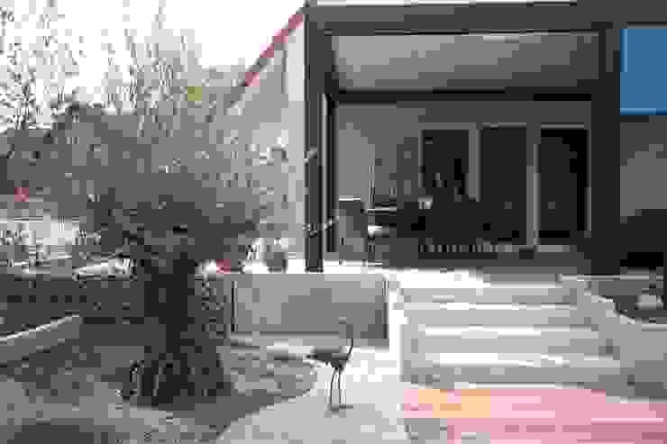 Modern Garden by Schwein Aménagement Modern