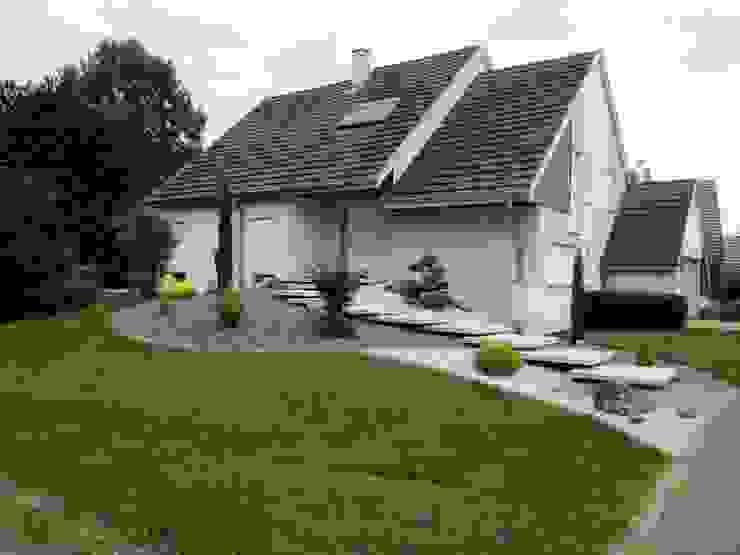 Casas modernas por Schwein Aménagement Moderno