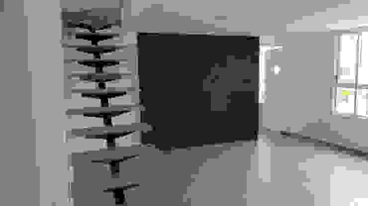 Gómez Farías Comedores minimalistas de DYE-ARQUITECTURA Minimalista