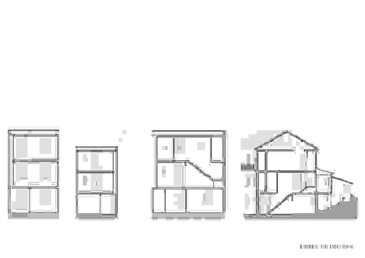 Edifício na Rua Luís de Camões, em Vila Nova de Gaia por Esfera de Imagens Lda