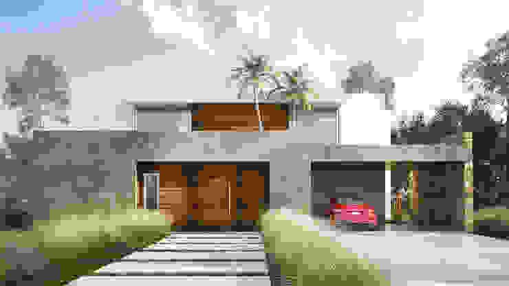 Houses by Estudio Medan Arquitectos