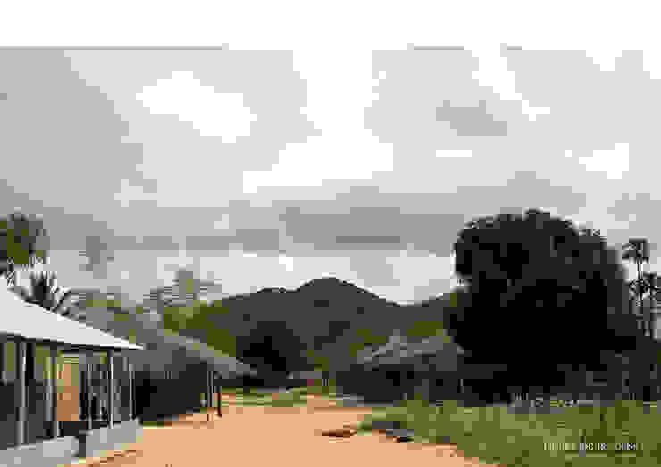 Biblioteca para Escola de Impire — em Impire, Cabo Delgado, Mozambique. por Esfera de Imagens Lda
