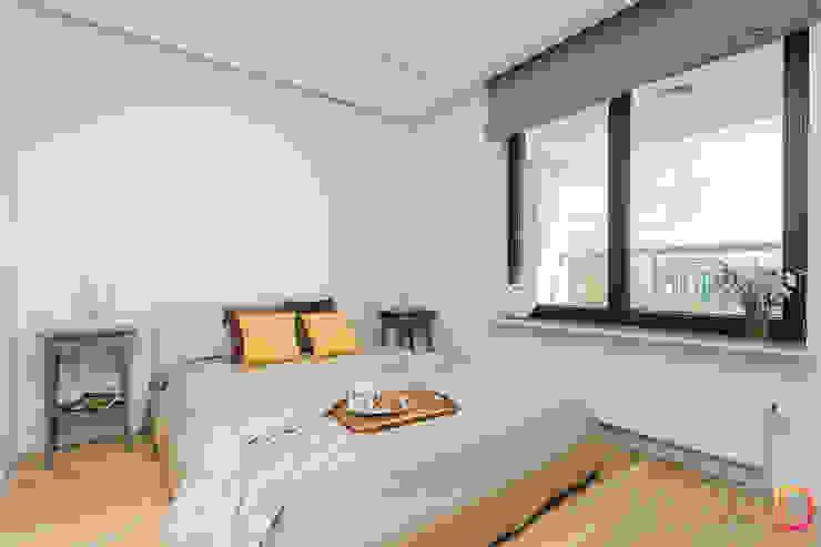 Bedroom by ZAWICKA-ID Projektowanie wnętrz,