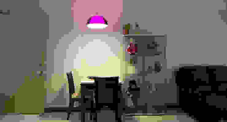 Dawson Renovation Scandinavian style dining room by Designer House Scandinavian Glass