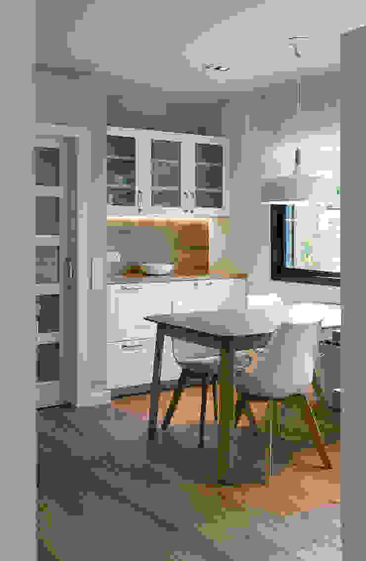 dom arquitectura Minimalist kitchen