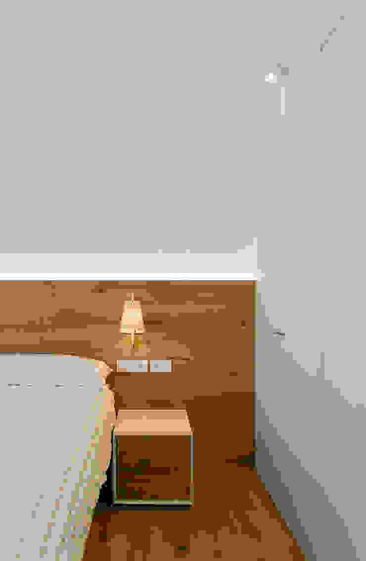 dom arquitectura Minimalist bedroom