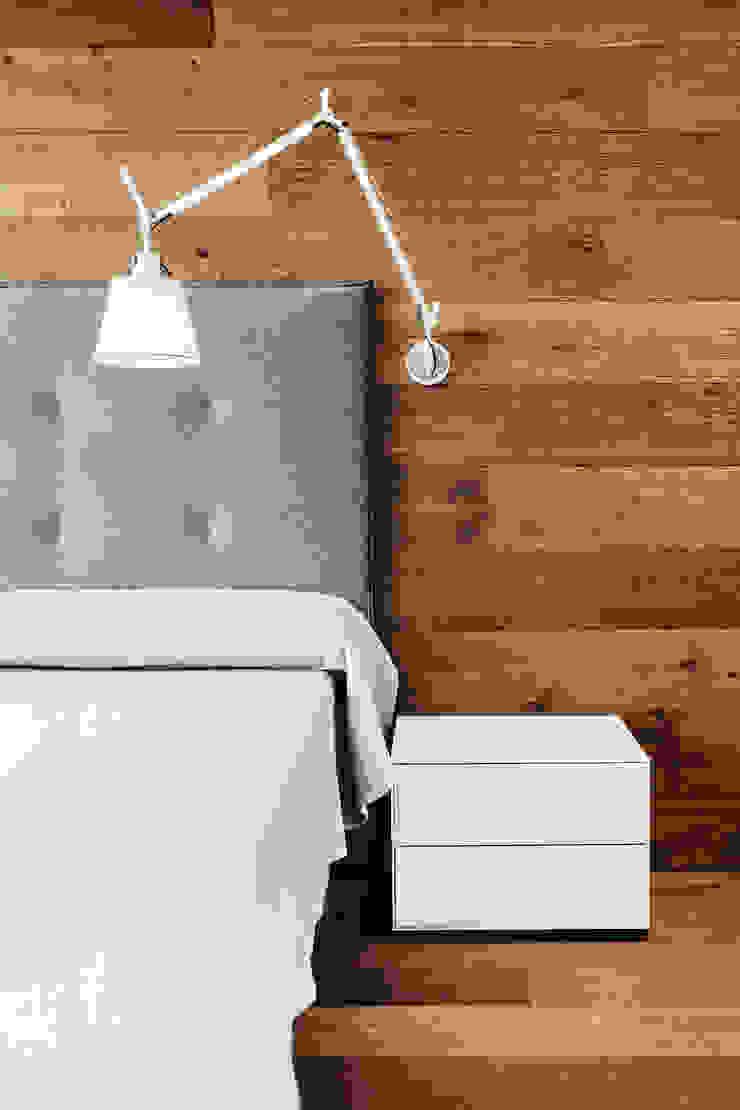 dom arquitectura Modern Bedroom