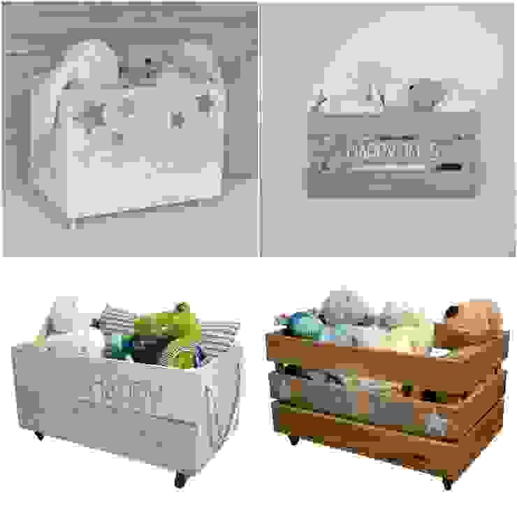 HAPPYHOME BARCELONA Modern nursery/kids room