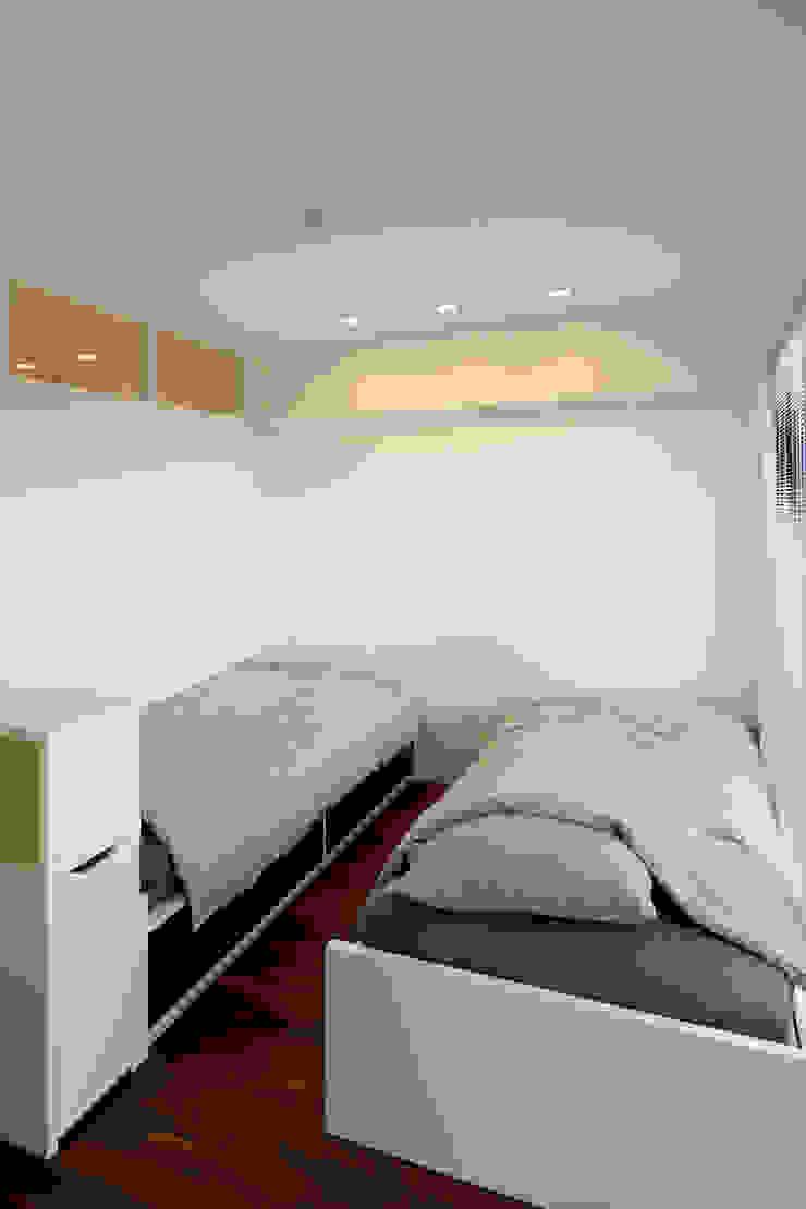 Modern Bedroom by C-design吉内建築アトリエ Modern