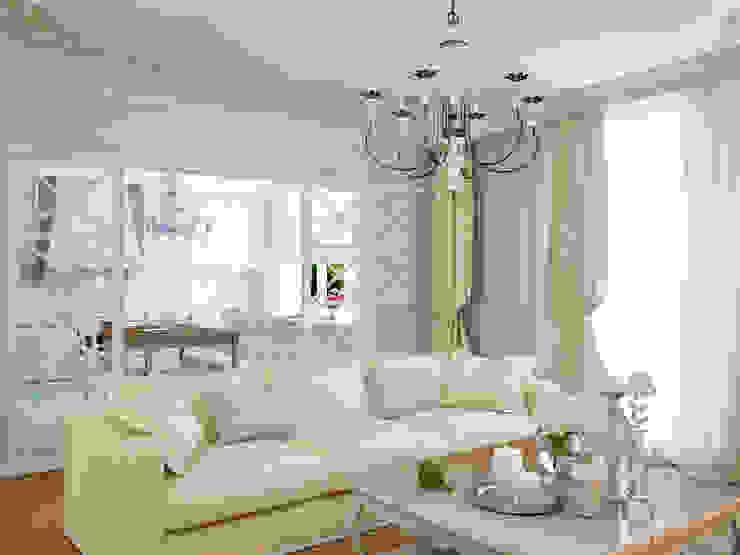 Архитектура Интерьера Living room