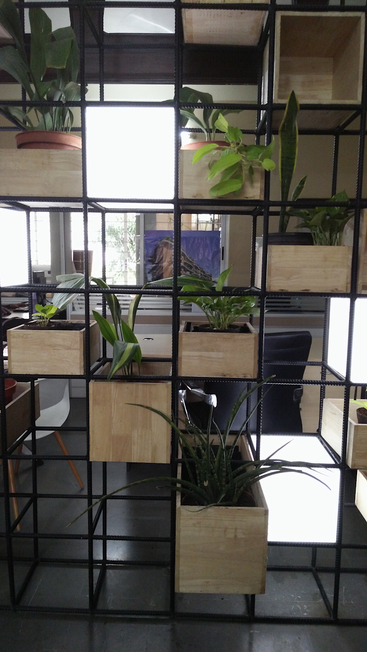 Office Interiors by iammies Landscapes