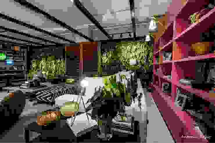 Rafaela Dal'Maso Arquitetura Modern Garden