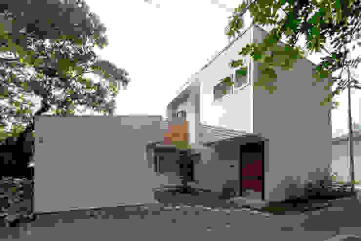 Houses by 株式会社Fit建築設計事務所, Modern Metal