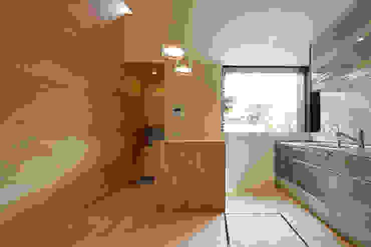 غرفة السفرة تنفيذ 株式会社Fit建築設計事務所