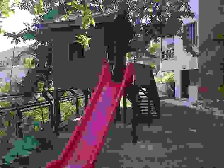 Gürsoy Kerestecilik Garden Swings & play sets Wood Wood effect