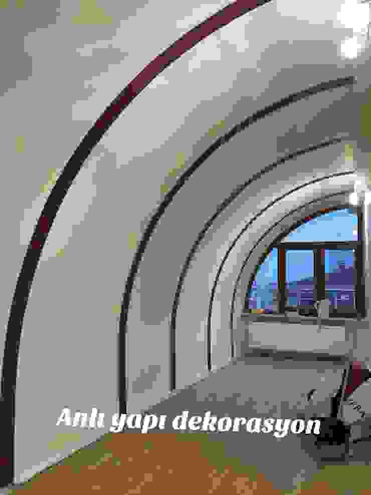 od anlı yapı dekorasyon Nowoczesny