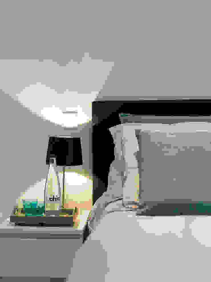 Casa Milhafre Quartos modernos por Hi-cam Portugal Moderno