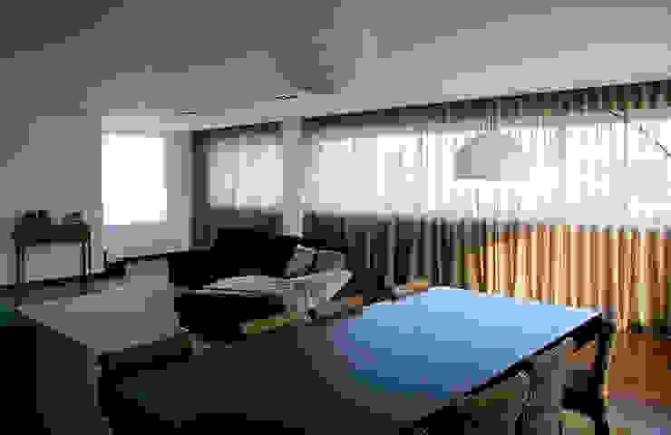 Meadela House | Viana do Castelo Salas de jantar modernas por Valdemar Coutinho Arquitectos Moderno