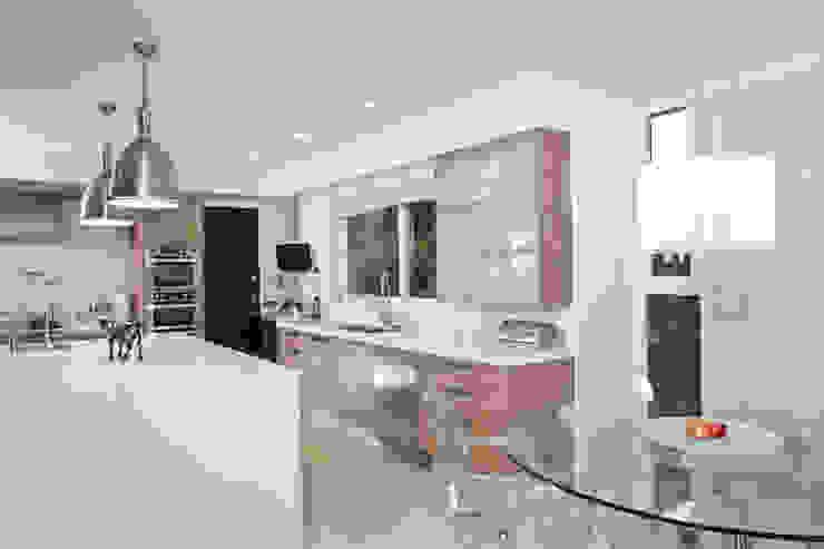 Casa LH Cocinas modernas de IX2 arquitectura Moderno