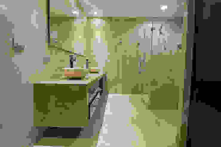 Casa CSG Baños modernos de IX2 arquitectura Moderno