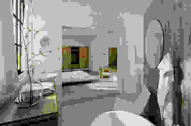Baño M Baños modernos de Labrador Arquitectos Moderno