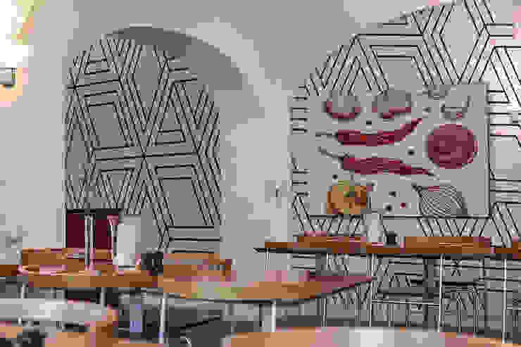 Vegetables and spices Moderne Wände & Böden von Pixers Modern