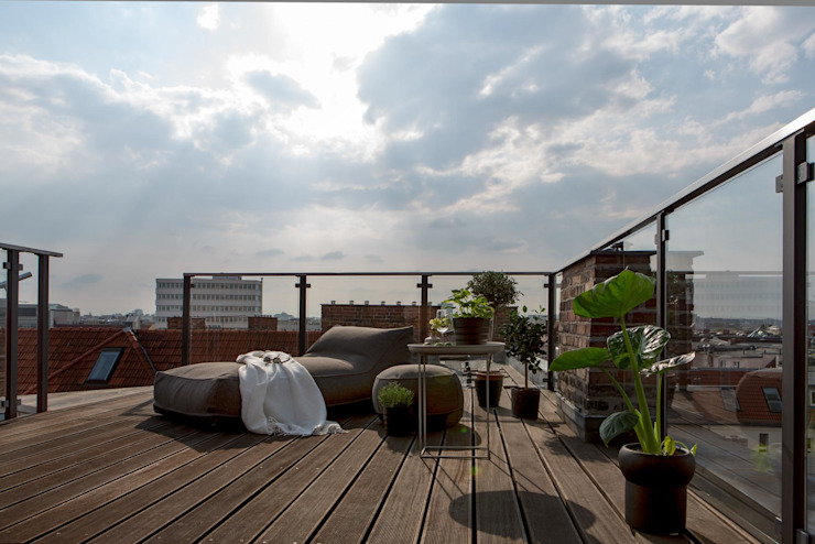 Terrace by Design for Love