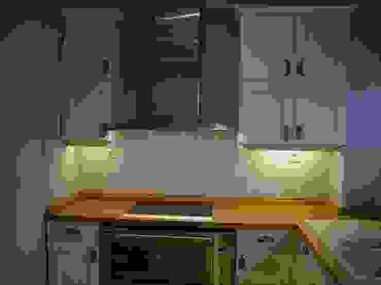 4.Levent Evi Klasik Mutfak İndeko İç Mimari ve Tasarım Klasik