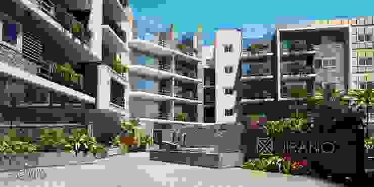Jirano Residential Complex من SIGMA Designs حداثي