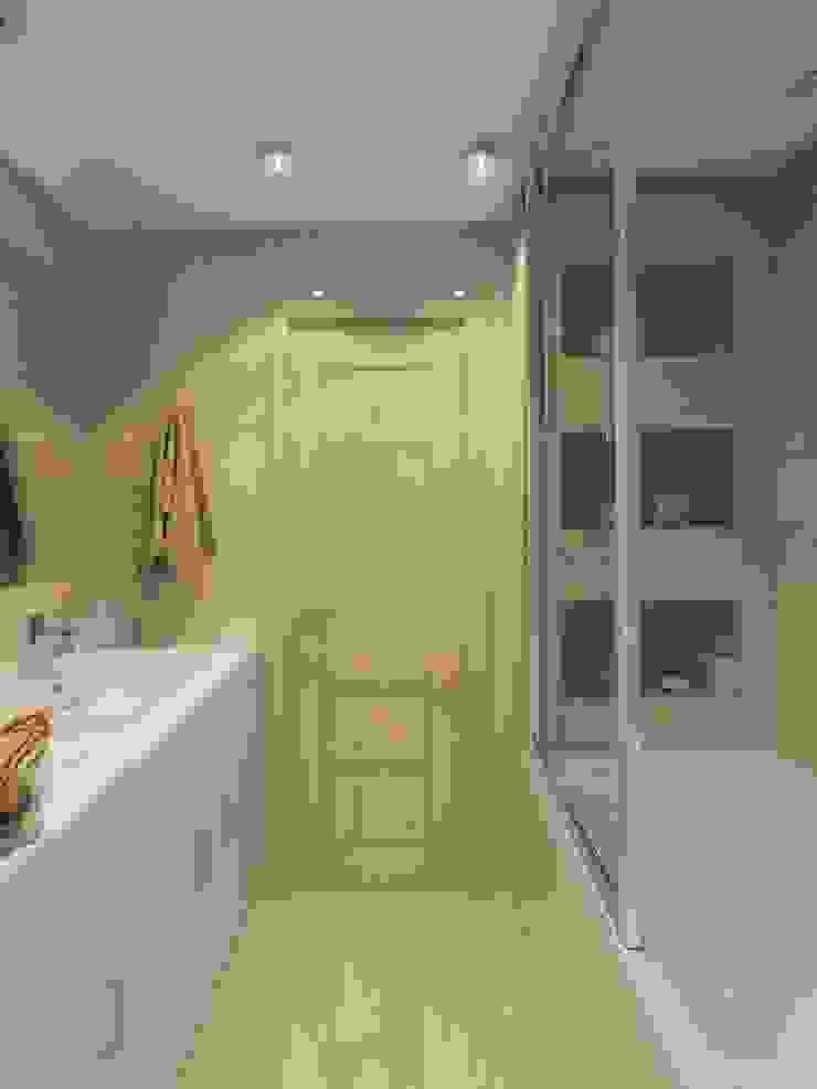 ДизайнМастер Eclectic style bathroom Beige