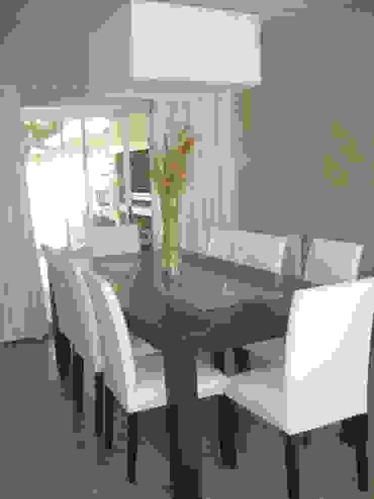 Estudio Damiani Modern dining room