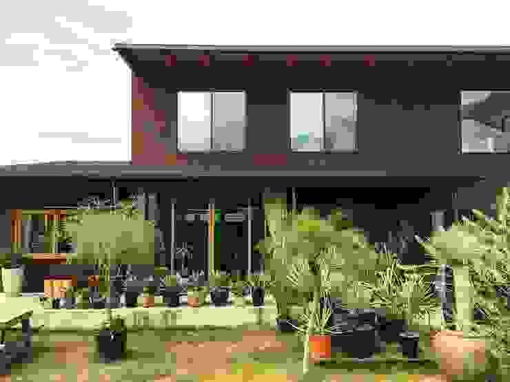 TMS オリジナルな 家 の ZOYA Design Office オリジナル 木 木目調
