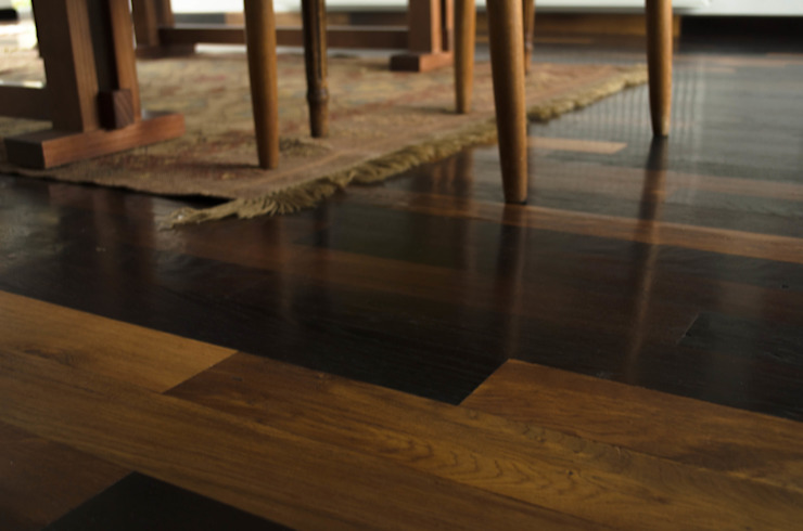 Ignisterra S.A. Colonial style walls & floors Wood Wood effect