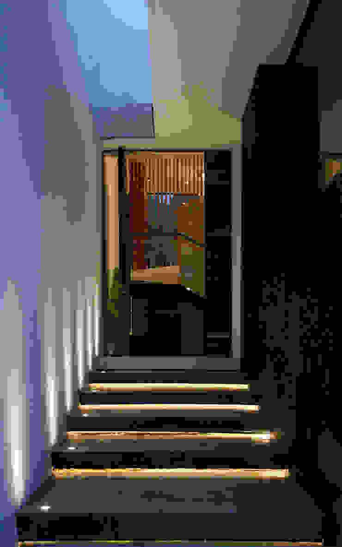 casaNE Casas modernas de BAG arquitectura Moderno Ladrillos